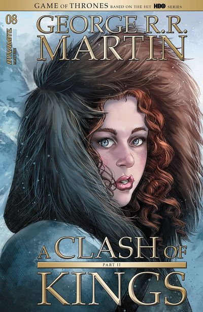 A Clash Of Kings Vol. 2 #8 (2020)