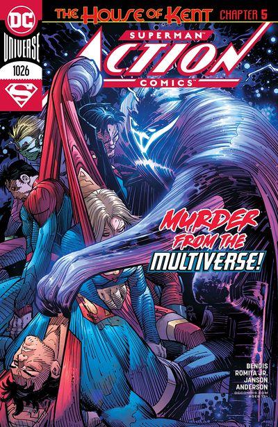 Action Comics #1026 (2020)