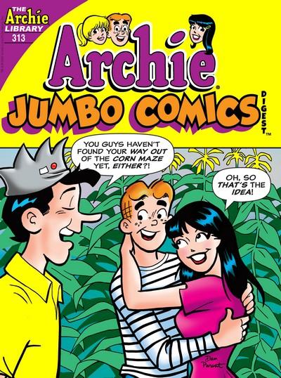Archie Comics Double Digest #313 (2020)