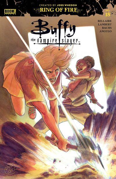 Buffy the Vampire Slayer #18 (2020)