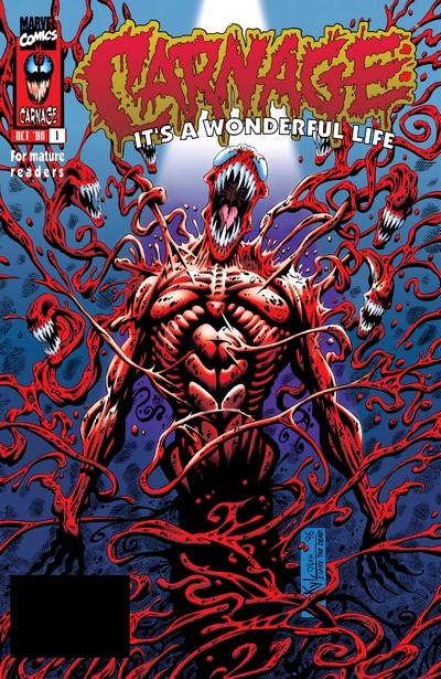 Carnage – It's a Wonderful Life #1 (1996)