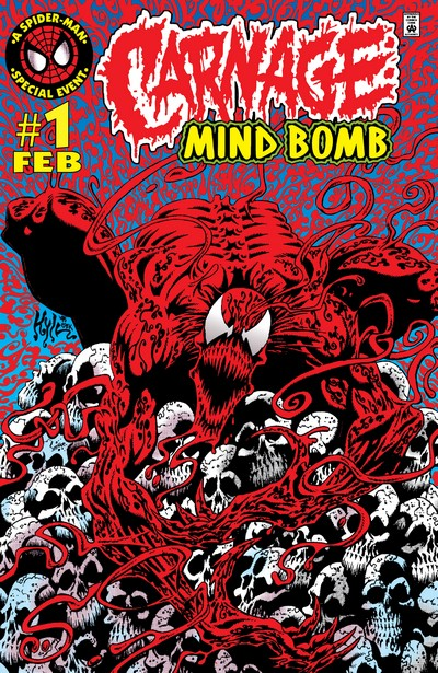 Carnage – Mind Bomb #1 (1996)
