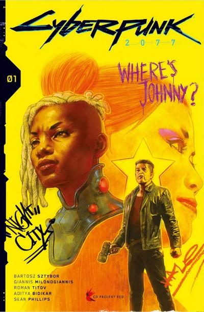 Cyberpunk 2077 – Where's Johnny (2020)