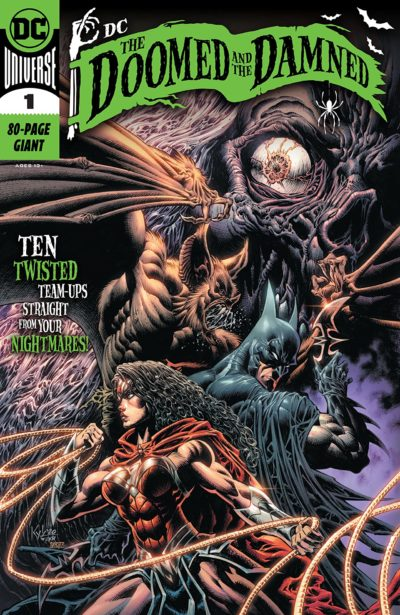 DC – The Doomed and The Damned #1 (2020)