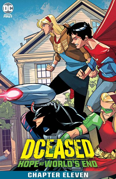 DCeased – Hope At World's End #11 (2020)