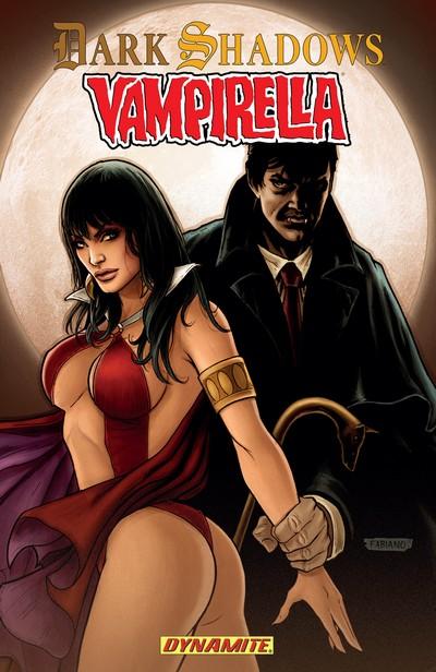 Dark Shadows – Vampirella Vol. 1 (TPB) (2013)