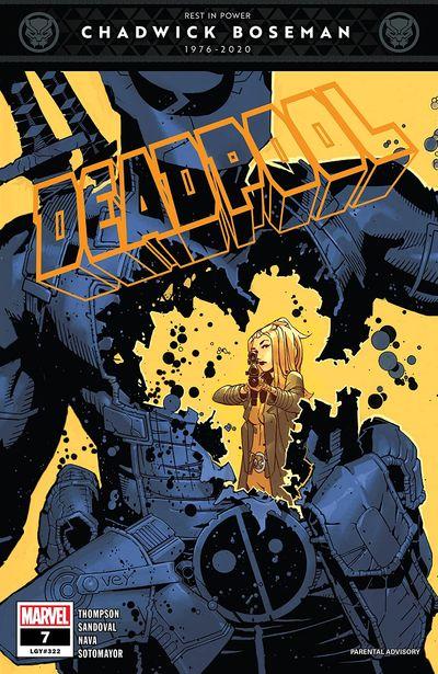 Deadpool #7 (2020)
