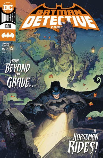 Detective Comics #1028 (2020)