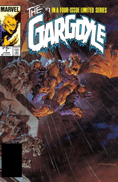 Gargoyle #1 – 4 (1985)