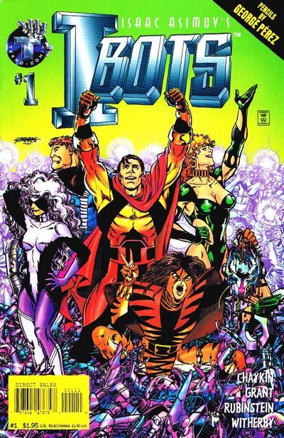 Isaac Asimov's I-Bots Vol. 1 #1 – 7 (1995-1996)