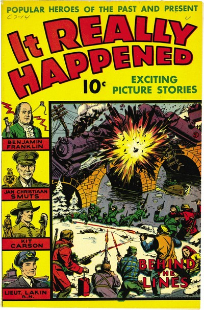 It Really Happened #1 – 11 (1944-1947)