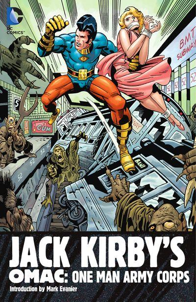 Jack Kirby's OMAC – One Man Army Corps (2008)