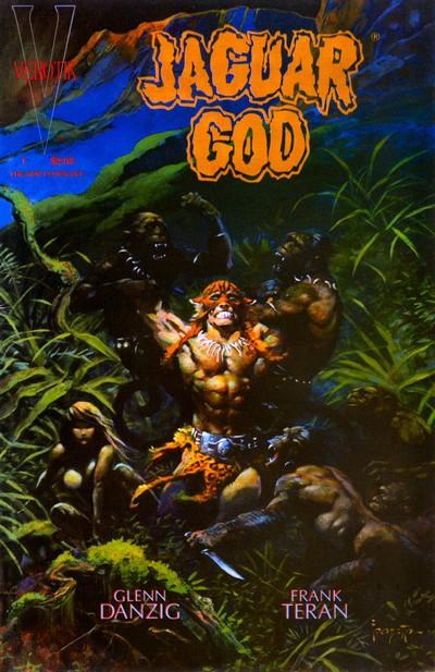 Jaguar God #0 – 7 (1996)