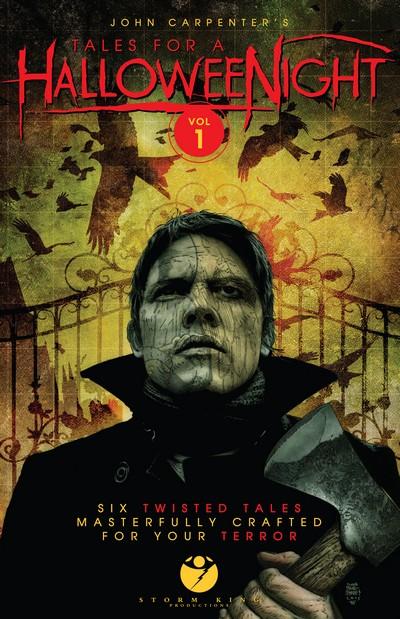 John Carpenter's Tales for a HalloweeNight Vol. 1 – 2 (2015-2016) (GN)