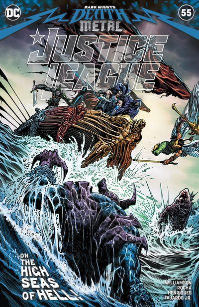 Justice League #55 (2020)