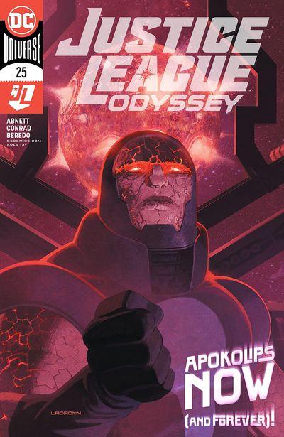 Justice League Odyssey #25 (2020)