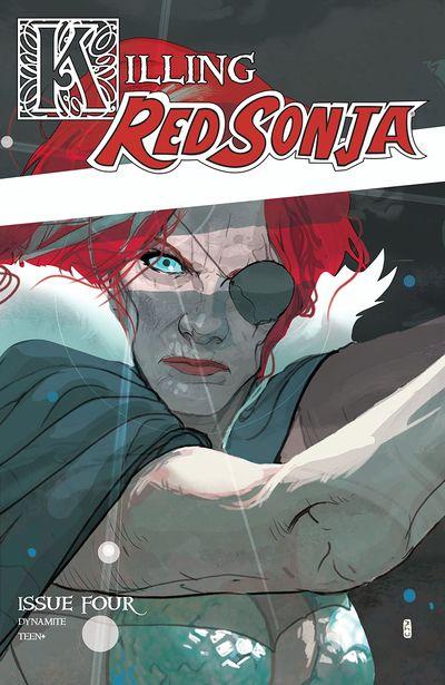 Killing Red Sonja #4 (2020)