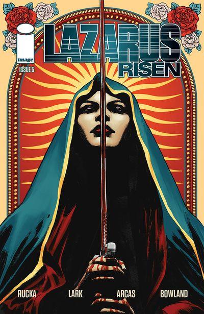 Lazarus – Risen #5 (2020)