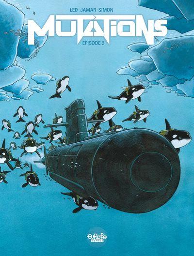 Mutations #2 (2020) (Europe Comics)