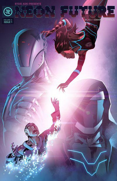 Neon Future Vol. 2 #1 – 3 (2020)