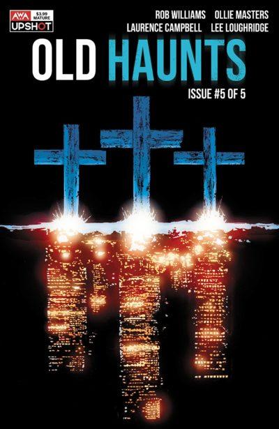 Old Haunts #5 (2020)