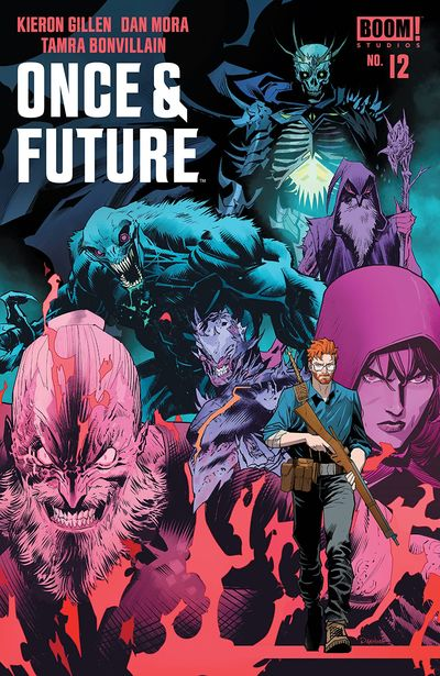 Once and Future #12 (2020)
