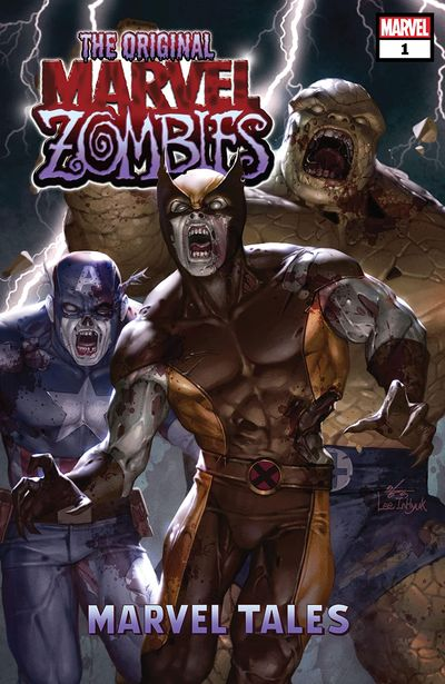 Original Marvel Zombies – Marvel Tales #1 (2020)