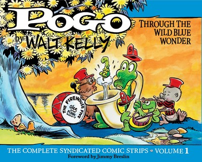 Pogo – The Complete Syndicated Comic Strips Vol. 1 – 5 (2012-2018)