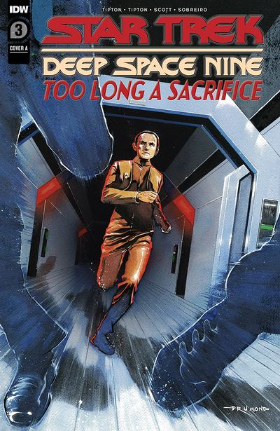Star Trek – Deep Space Nine-Too Long a Sacrifice #3 (2020)