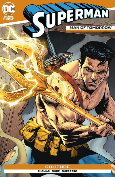 Superman – Man of Tomorrow #18 (2020)