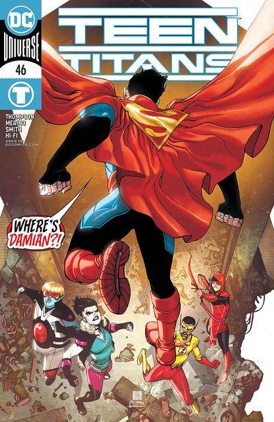 Teen Titans #46 (2020)
