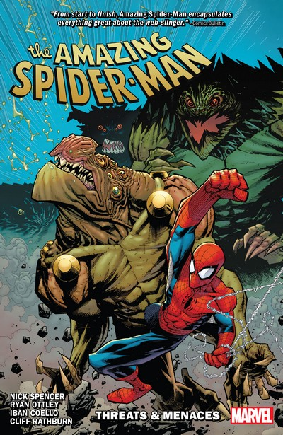 The Amazing Spider-Man Vol. 8 – Threats & Menaces (TPB) (2020)