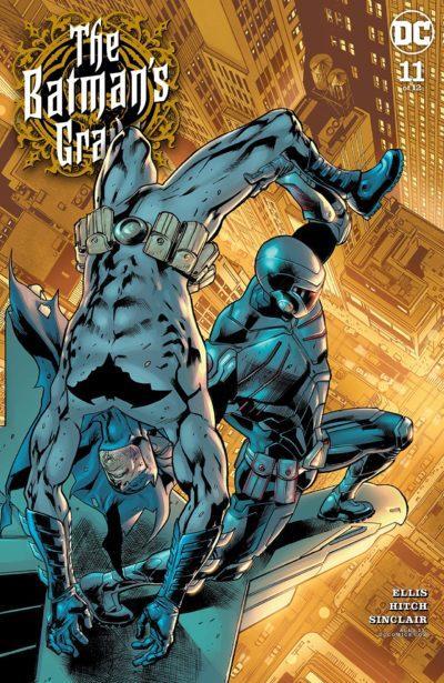 The Batman's Grave #11 (2020)