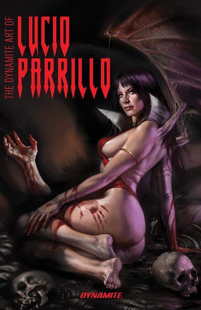 The Dynamite Art of Lucio Parrillo (2020)