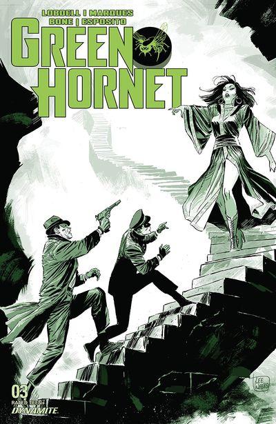 The Green Hornet #3 (2020)