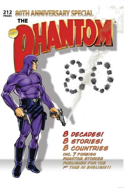 The Phantom – 80th Anniversary Special (2016)