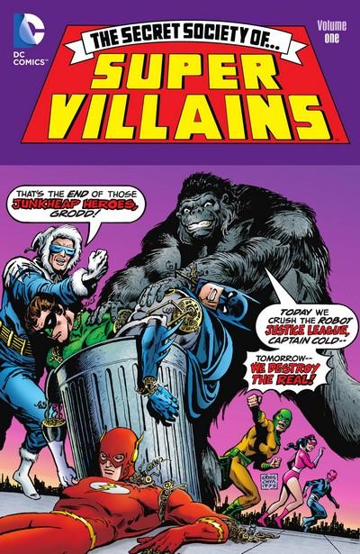 The Secret Society of Super-Villains Vol. 1 (TPB) (2013)