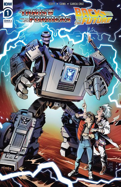 Transformers – Back to the Future #1 (2020)