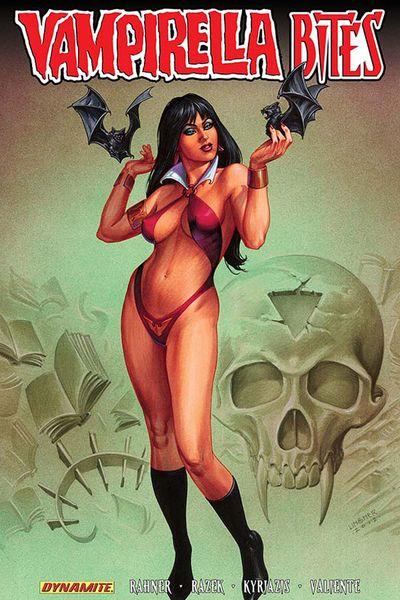Vampirella Bites Vol. 1 (2014)