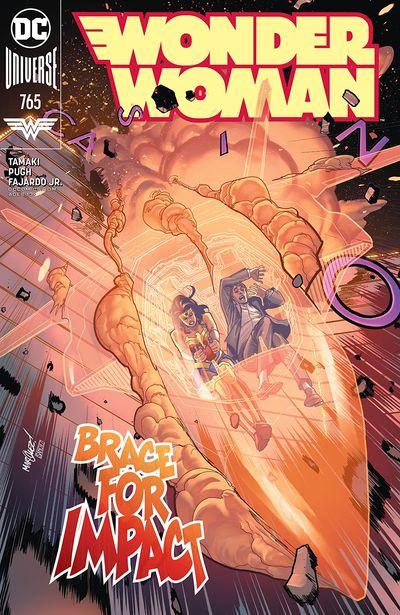 Wonder Woman #765 (2020)