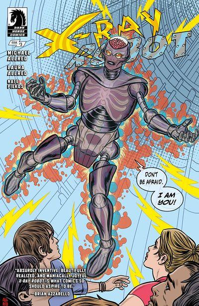 X-RAY ROBOT #3 (2020)