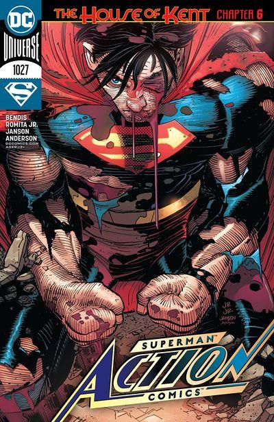 Action Comics #1027 (2020)