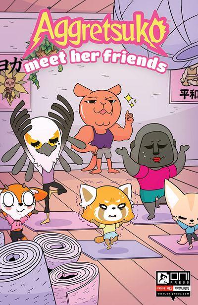 Aggretsuko Meet Her Friends #1 (2020)