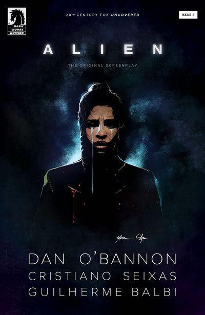 Alien – The Original Screenplay #4 (2020)