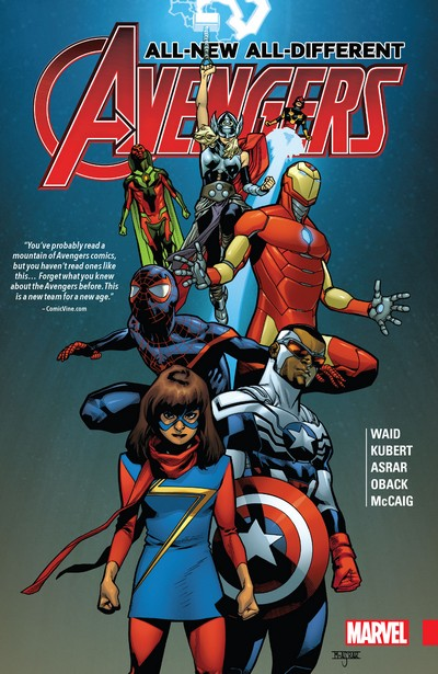 All-New, All-Different Avengers Collection (2017)