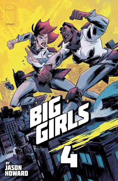 Big Girls #4 (2020)