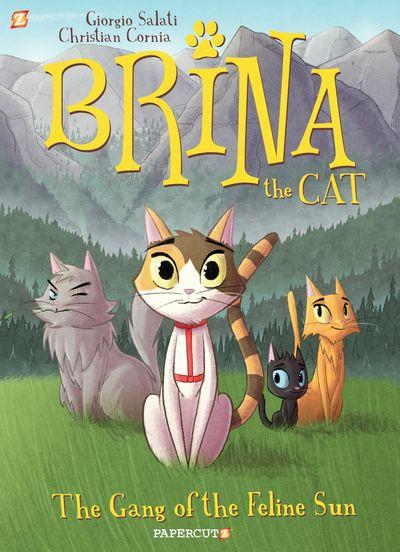 Brina the Cat #1 – 2 (2020)