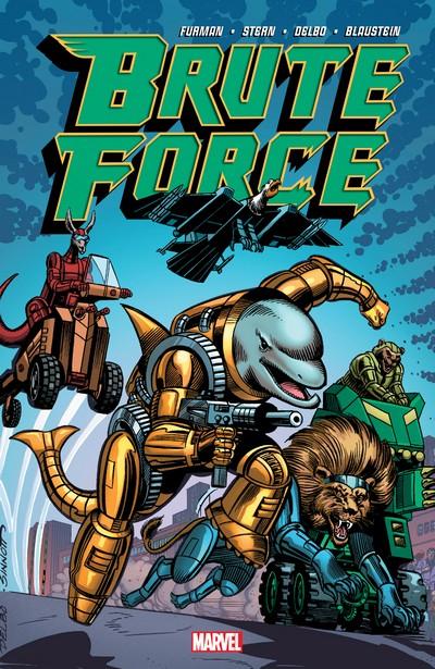 Brute Force (TPB) (2018)