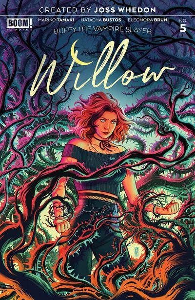 Buffy the Vampire Slayer – Willow #5 (2020)
