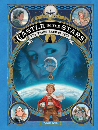 Castle in the Stars #1 – 4 (2017-2020)